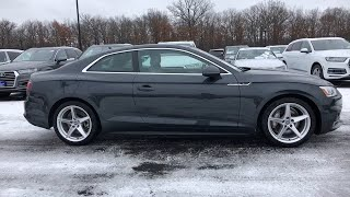 2019 Audi A5 Coupe Lake forest, Highland Park, Chicago, Morton Grove, Northbrook, IL A190408