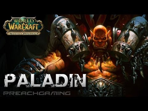 Protection Paladin Guide 5.4