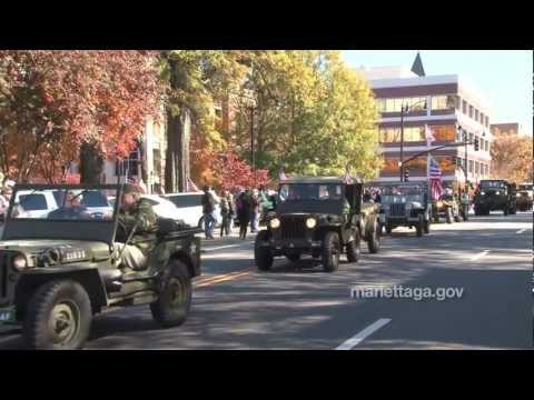 Veterans Day Parade 2011