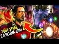 BOMBA!! Tony Stark é a Joia da Alma!!? - TEORIA