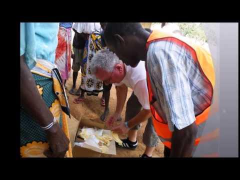 Erneuerbare Energie /  Licht für Afrika