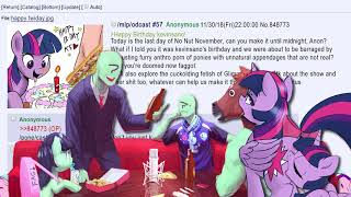 /mlp/odcast #57 - Happy Birthday kevinsano! 🎂