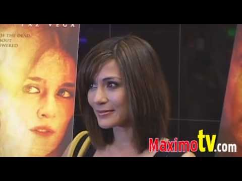 MARISOL NICHOLS at 'Not Forgotten' Premiere May 14, 2009 Video