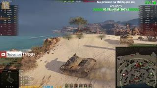 World of Tanks NA - Będę grał w grę... #Ader