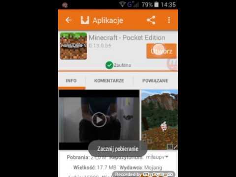 Jak Zainstalowac Minecraft Pocket Edition