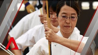 Not typical archery: The ancient Japanese martial art of kyudo