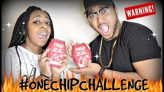 Paqui #ONECHIPCHALLENGE HOTTEST CHIP ON THE WORLD!!! CAROLINA REAPER (GONE WRONG!!!!)