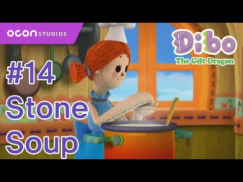 [ocon] Dibo The Gift Dragon Ep14 Stone Soup ( Eng Dub) video