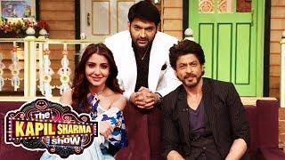 Shahrukh Khan & Anushka Sharma On The Kapil Sharma Show   Jab Harry Met Sejal Promotion