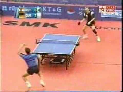 TABLE TENNIS GREAT POINTS!
