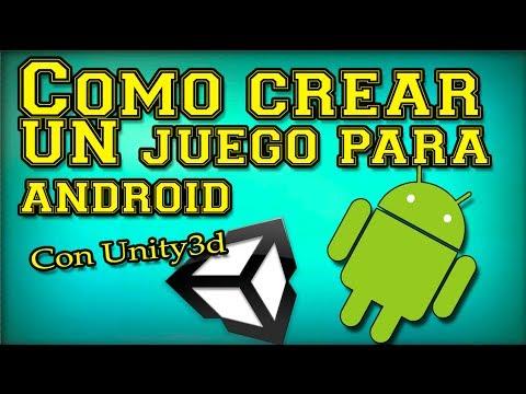 tutorial 1 Como hacer un juego de android con unity3d fácil para todos