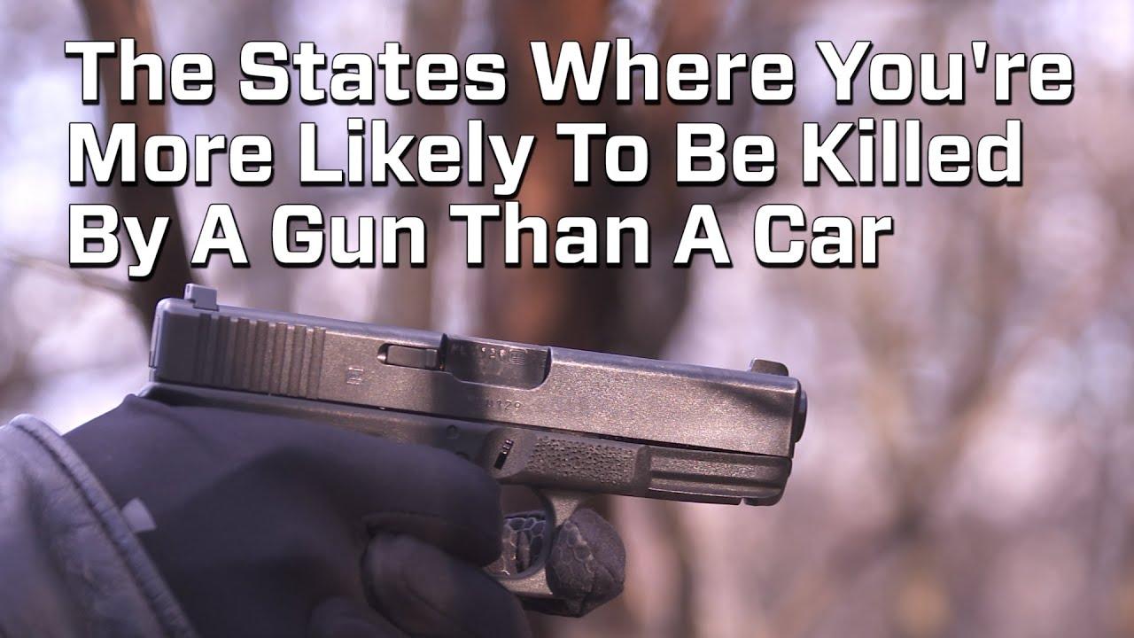 Guns Guns And More Guns Guns Kill More People Than