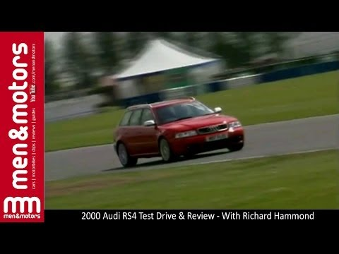 2000 Audi RS4 Test Drive & Review - With Richard Hammond