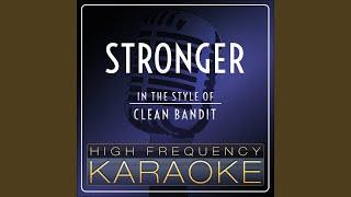 Stronger Instrumental Version