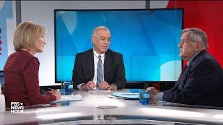 Shields and Brooks on Mueller developments and congressional dynamics