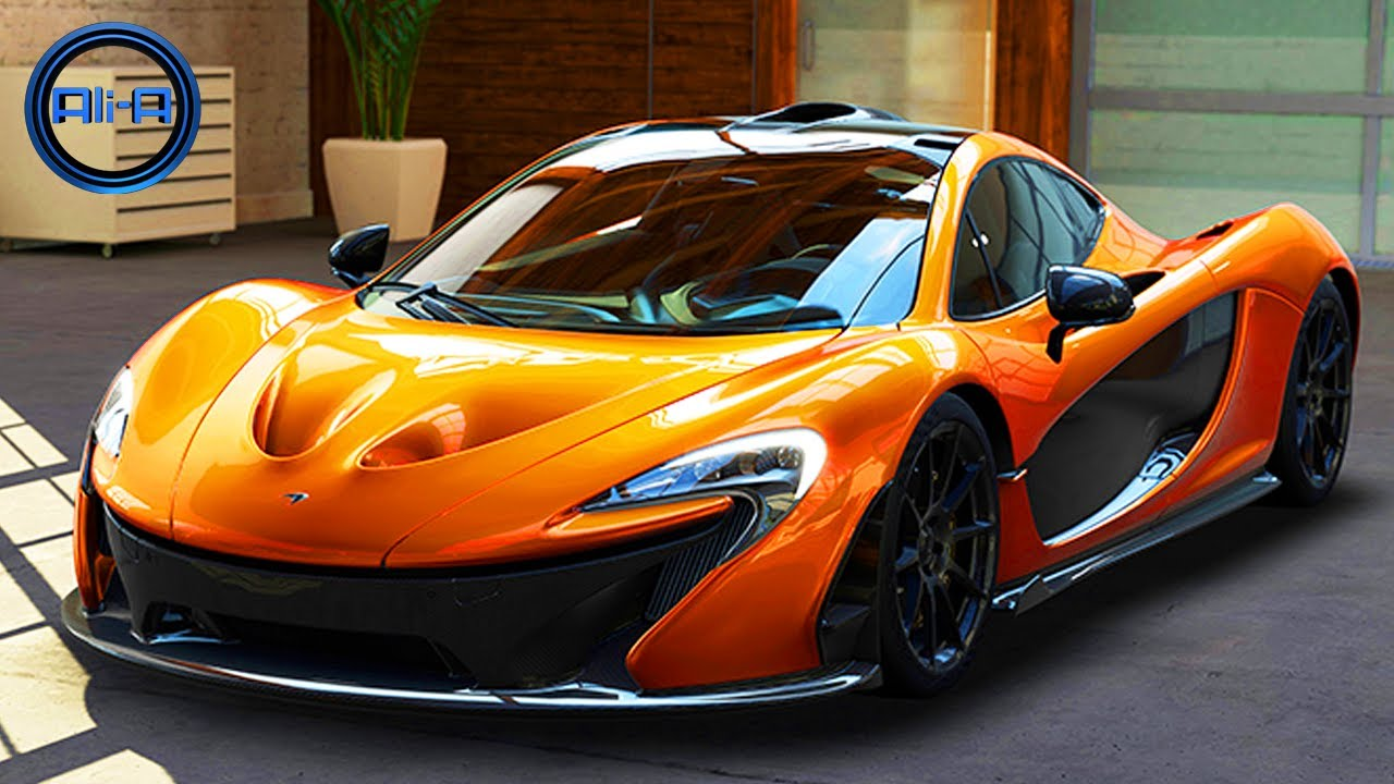 mclaren p1 forza motorsport 5 wallpaper wallpaper wide hd. Black Bedroom Furniture Sets. Home Design Ideas