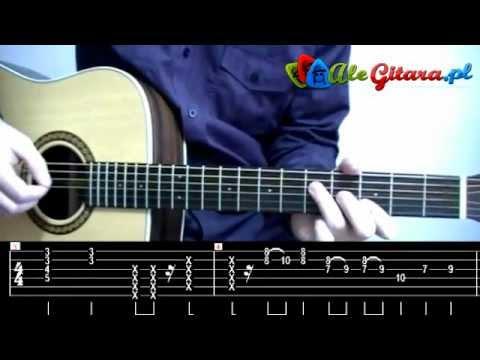 Jak Zagrać Na Gitarze: Lady Pank - Zawsze Tam Gdzie Ty