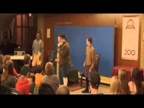 Albertus Magnus High School Twelfth Night Act III Scene 4