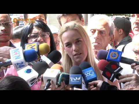 Leopoldo López sorprendió a jueza Barreiros y esta difiere audiencia