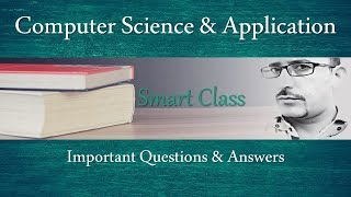 #219 Smart Class: Computer Science and Application | Questions and Answers in Hindi | Zero2ninE