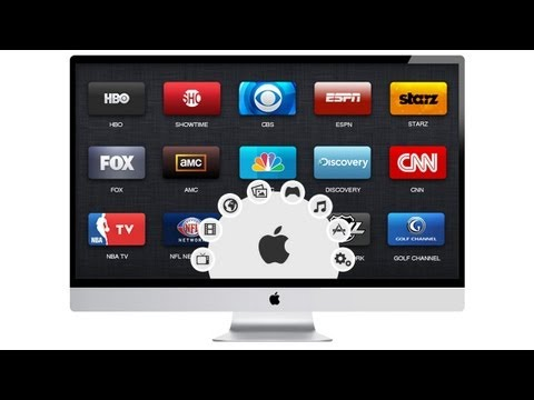 iPanel / Apple iTV Concept Trailer
