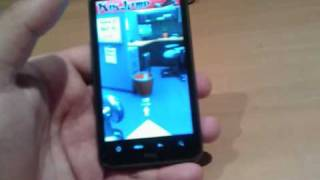 HTC Desire HD Powered Review