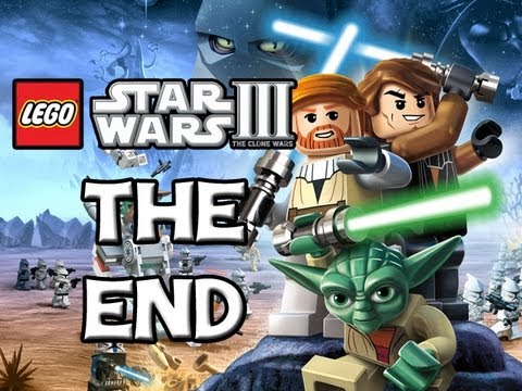 LEGO Star Wars 3 - The Clone Wars - Episode 22 - Liberty on Ryloth - The End (HD)