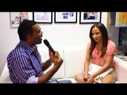 Kelvin Peñaló entrevista a Fabiola Barinas
