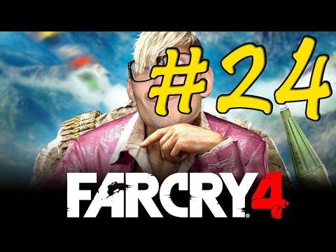 FAR CRY 4 - RAPITI DA PAGAN MIN!! #24
