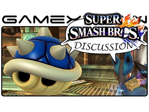 Super Smash Bros. Item Discussion: Blue Shell, Bullet Bill, Special Flag, & the Rest! (Wii U & 3DS) klip izle