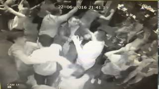 Flannery's in Limerick CCTV Footage of Robbie Brady's Goal Against Italy | Euro 2016