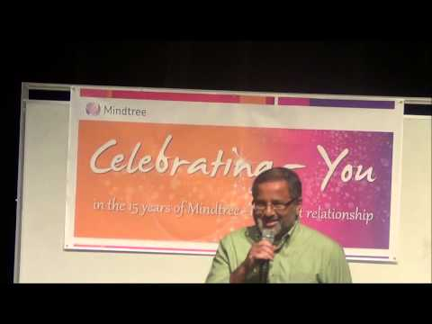 MindTree 15yrs at Microsoft Bellevue WA   Welcome Speech from Kamran