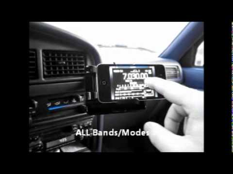 Stealth iPhone Ham Radio
