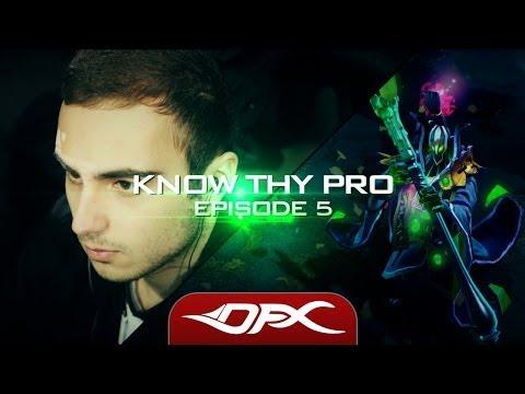DotA2 - Know Thy Pro - Epi.5 - KUROKY on RUBICK