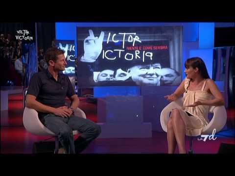 Victor Victoria – con Umberto Pellizzari e Ornella Muti (Puntata 15/08/2013)