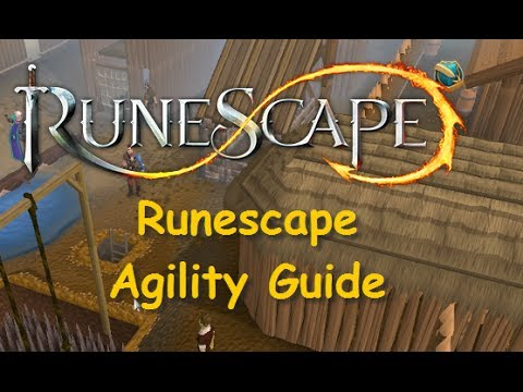 Runescape Guide: 1-99 Agility Guide RS3 2014