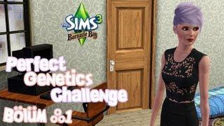 The Sims 3 - Mükemmel Genetik Özellikleri - Bölüm 1 - Yaşanacak Evi Yapmak