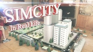 Simcity 6 - In Real Life