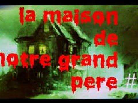 MINECRAFT FILM D'HORREUR: LA MAISON DE NOTRE GRAND PERE (PARTIE 9)