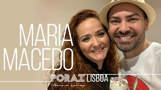 MARIA MACEDO  - TRABALHAR EM PORTUGAL - BRASILEIROS EM PORTUGAL - Poraí c/ Bruno Lemos