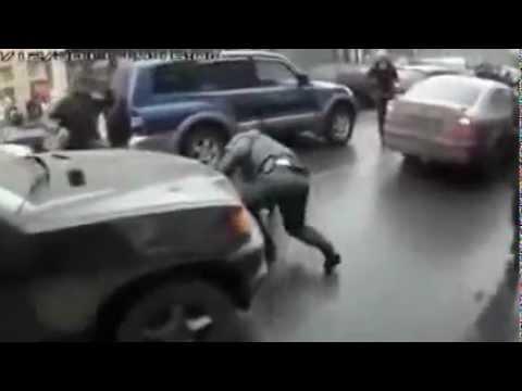 Код юмора - Полиция в действии
