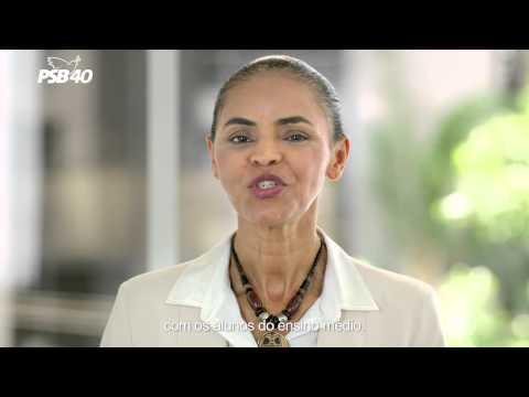 Programa Eleitoral Marina Silva e Beto Albuquerque - manhã - 04/09/14