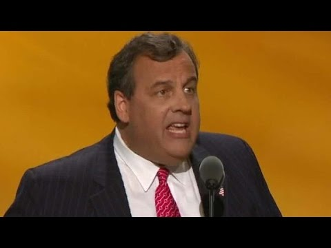 Chris Christie: Hillary Clinton is guilty