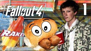 XXL Frikandel & Raketjes - Fallout 4 Playthrough #1