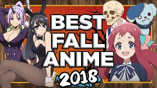 10 Best Anime of Fall 2018 - Ones to Watch