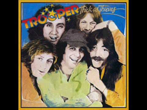 Trooper - Raise A Little Hell