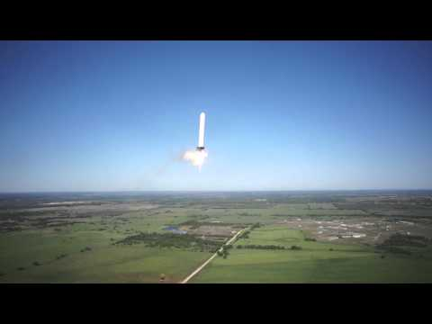 Grasshopper 250m Test | Ring of Fire - Space X - Grasshopper 250m Test | Ring of Fire