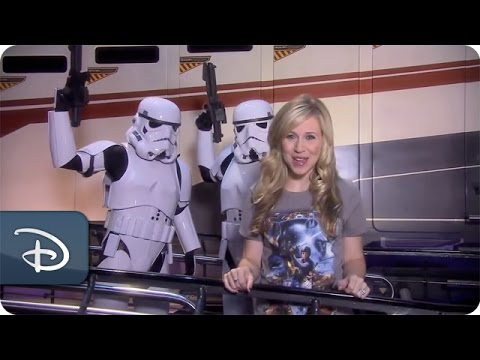 Look Inside 'Star Tours - The Adventures Continue' with Ashley Eckstein and Star Wars Friends