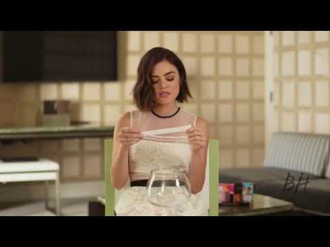 Lucy Hale Reveals Her Secret Crush