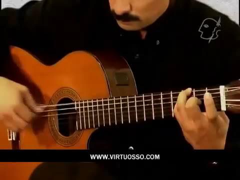 Curso de guitarra acústica - Arpegios